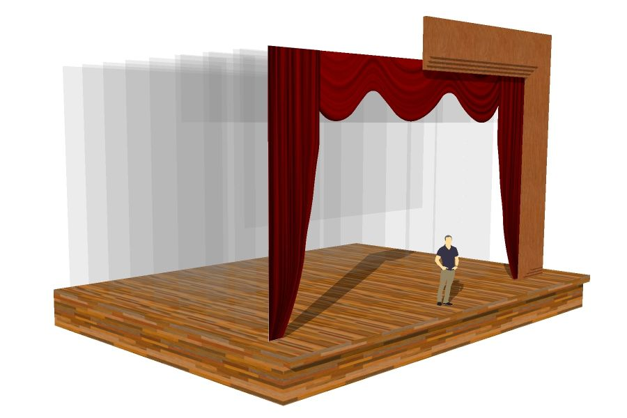 Stage Curtains Info S K Theatrical Draperies