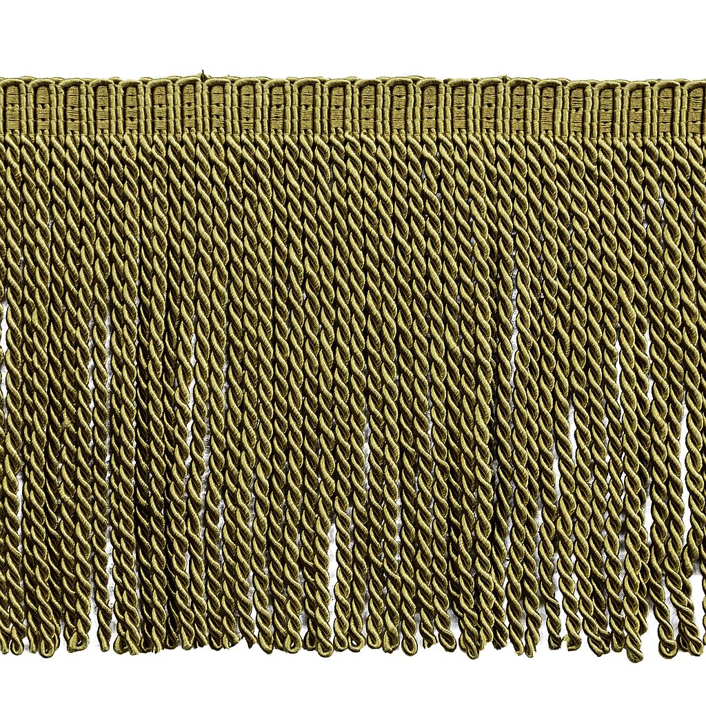 "6"" Antique Gold Bullion Fringe"