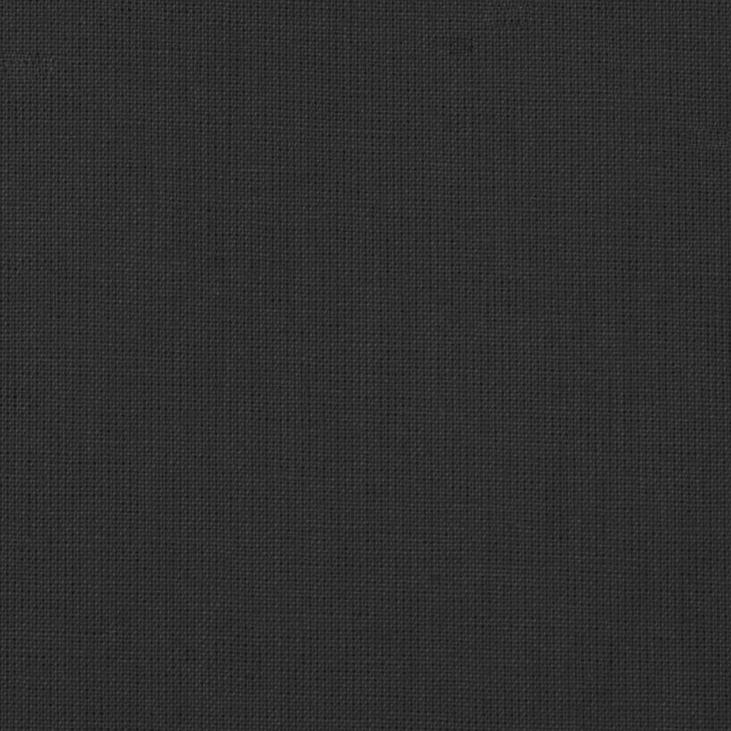 "Muslin Black 197"", Extra-Wide, NFR"