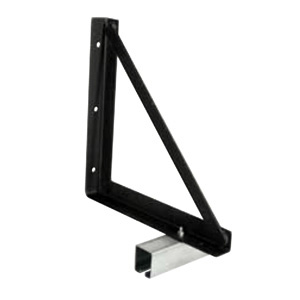1783 Wall Bracket for Model 1700 track