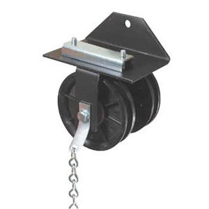 2863A Live End Pulley