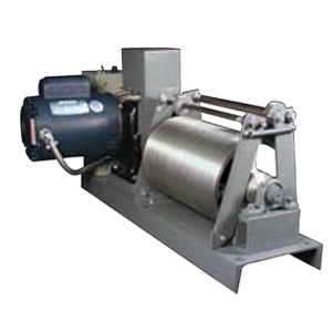 6505 HERCULES® curtain machine. 3/4 H.P